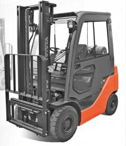 Cabine pour chariot élévateur Toyota - Devis sur Techni-Contact.com - 4