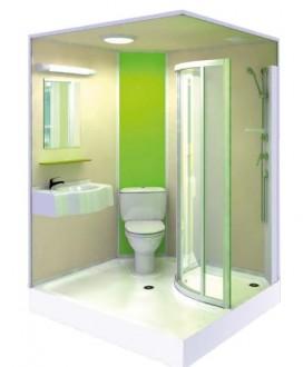 Cabine sanitaire - Devis sur Techni-Contact.com - 3