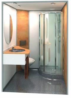 Cabine sanitaire - Devis sur Techni-Contact.com - 4