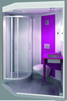 Cabine sanitaire - Devis sur Techni-Contact.com - 5
