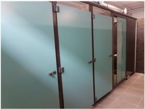 Cabine sanitaire 1960 de haut - Devis sur Techni-Contact.com - 1