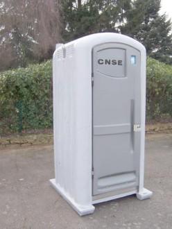 Cabine WC chimique - Devis sur Techni-Contact.com - 1