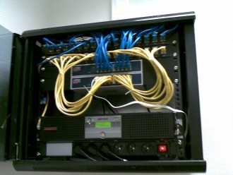 Câblage réseau informatique pabx - Devis sur Techni-Contact.com - 1