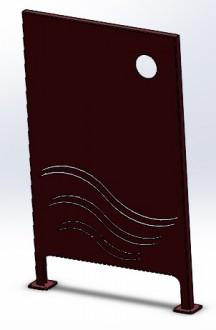 Cache conteneur déchet - Devis sur Techni-Contact.com - 6