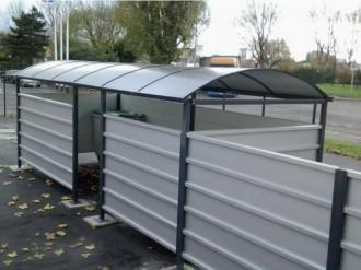 Cache conteneur sans toit - Devis sur Techni-Contact.com - 1