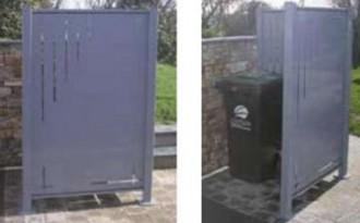 Cache conteneur sans toit - Devis sur Techni-Contact.com - 3