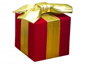 Décoration de Noël paquet cadeau - Devis sur Techni-Contact.com - 1