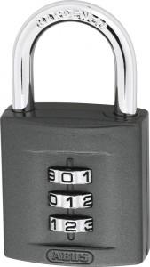Cadenas à combinaison interchangeable à 4 molettes pour porte - Devis sur Techni-Contact.com - 3