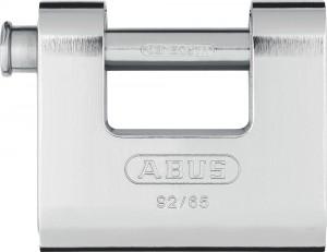 Cadenas monobloc avec gaine en acier. - Devis sur Techni-Contact.com - 1