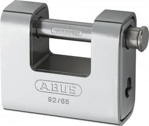 Cadenas monobloc avec gaine en acier. - Devis sur Techni-Contact.com - 3