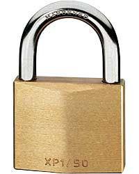 Cadenas sécurité multi usage en laiton - Devis sur Techni-Contact.com - 1