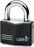 Cadenas sécurité pour porte diamètre anse 11 mm - Devis sur Techni-Contact.com - 1