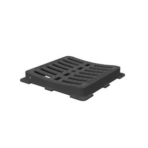 Grille cadre carré en fonte ductile  - Devis sur Techni-Contact.com - 4