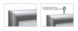 Cadre d'affichage LED - Devis sur Techni-Contact.com - 3