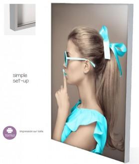 Cadre panneau d'affiche pour commerce - Devis sur Techni-Contact.com - 1