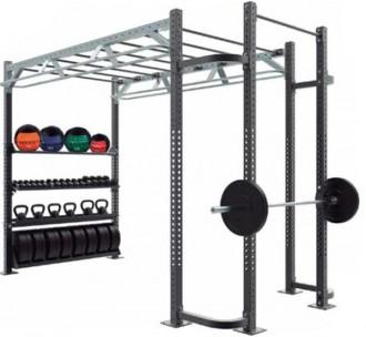 Cage d'entrainement crossfit - Devis sur Techni-Contact.com - 1