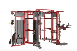 Cage de cross training 360° pour salle de fitness - Devis sur Techni-Contact.com - 1