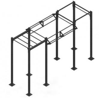 Cage de cross training - Devis sur Techni-Contact.com - 1