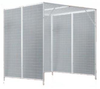 Cage double de pouliethérapie - Devis sur Techni-Contact.com - 1