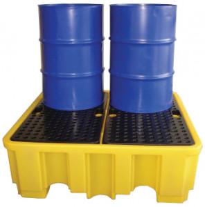 Bac de rétention en polyéthylène - Devis sur Techni-Contact.com - 4