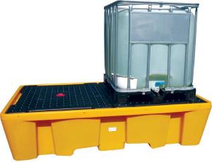 Bac de rétention en polyéthylène - Devis sur Techni-Contact.com - 5