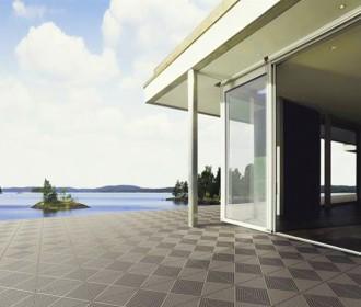 Caillebotis en polypropylene pour terrasse balcon piscines - Devis sur Techni-Contact.com - 5