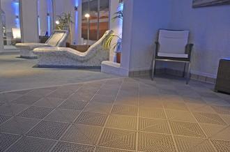 Caillebotis piscines - Fabrication suédoise - Élégance Scandinave - Devis sur Techni-Contact.com - 3