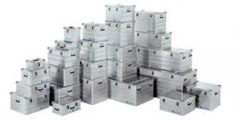 Caisse aluminium usage intensif - Devis sur Techni-Contact.com - 1