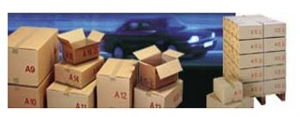 Caisse américaine carton pour pièces auto - Devis sur Techni-Contact.com - 1
