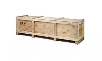 Caisse bois de stockage palettes - Devis sur Techni-Contact.com - 1