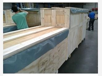 Caisse bois export sur mesure - Devis sur Techni-Contact.com - 2