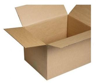 Caisse carton simple cannelure - Devis sur Techni-Contact.com - 2