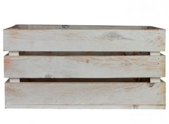 Caisse en bois de pin naturel - Devis sur Techni-Contact.com - 1