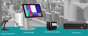 Caisse enregistreuse avec logiciel d'encaissement - Devis sur Techni-Contact.com - 3