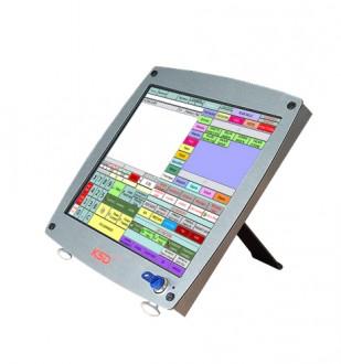 Caisse enregistreuse Ecran tactile 15 pouces - Devis sur Techni-Contact.com - 1