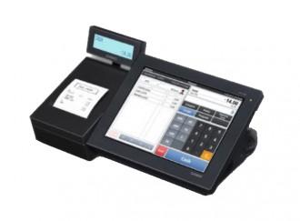 Caisse enregistreuse tactile compacte - Devis sur Techni-Contact.com - 1