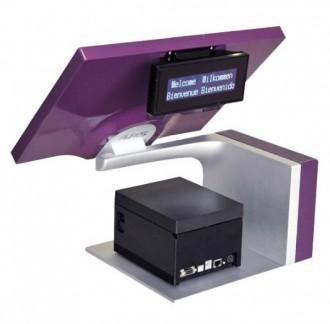 Caisse enregistreuse tactile Couleurs assorties - Devis sur Techni-Contact.com - 2