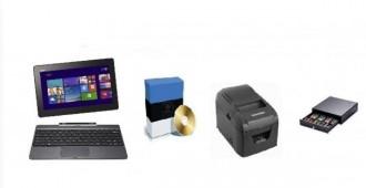 Caisse enregistreuse tactile mobile - Devis sur Techni-Contact.com - 1