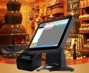 Caisse enregistreuse tactile patisseriechocolaterie - Devis sur Techni-Contact.com - 1