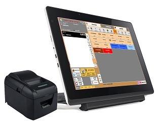 Caisse enregistreuse tactile PC Tablette 10,1 pouces - Devis sur Techni-Contact.com - 1