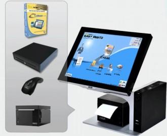 Caisse tactile prise de commande - Devis sur Techni-Contact.com - 1