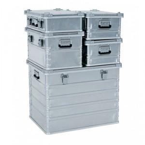 Caisses aluminium - Devis sur Techni-Contact.com - 2