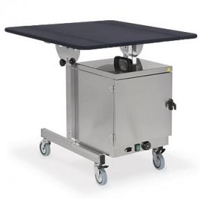 Caisson chauffant pour table room service - Devis sur Techni-Contact.com - 2