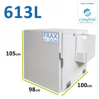 Caisson frigorifique pour véhicule type Berlingot ou Partner - Devis sur Techni-Contact.com - 1