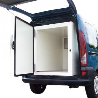 Caisson frigorifique pour véhicule type Berlingot ou Partner - Devis sur Techni-Contact.com - 2