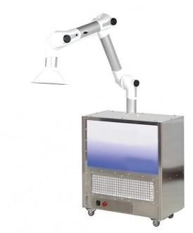 Caisson mobile aspiration et filtration avec bras - Devis sur Techni-Contact.com - 1