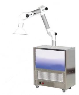Caisson mobile aspiration vapeurs et solvants - Devis sur Techni-Contact.com - 1