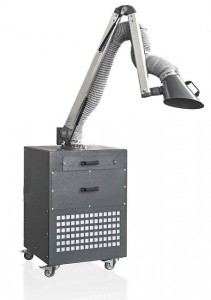 Caisson mobile d'aspiration pour odeurs et COVs - Devis sur Techni-Contact.com - 1