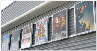 Caisson publicitaire cinéma - Devis sur Techni-Contact.com - 2