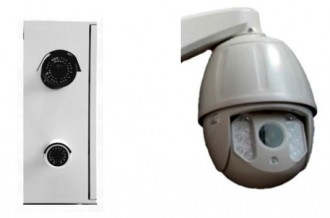 Cam de surveillance HD - Devis sur Techni-Contact.com - 1